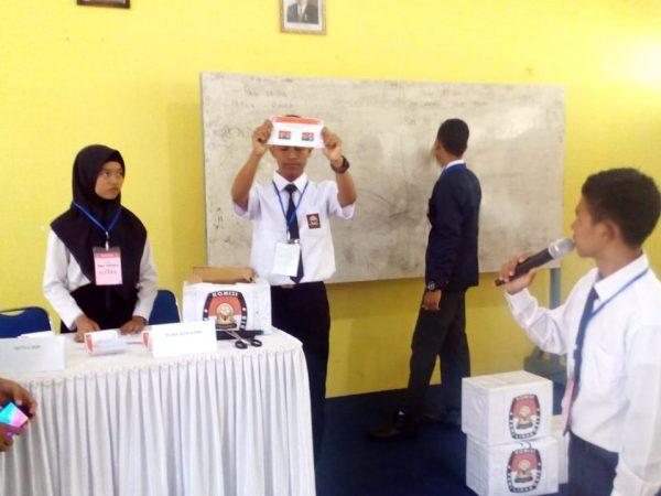 Pemilihan ketua OSIS